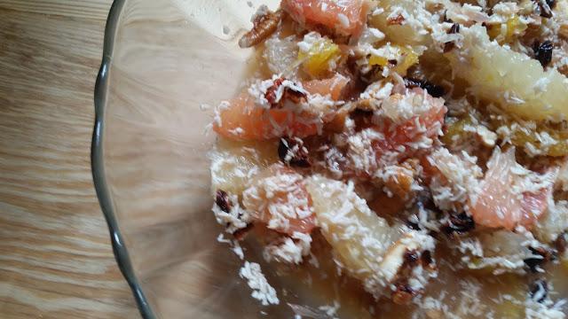 ambrosia recipe real food