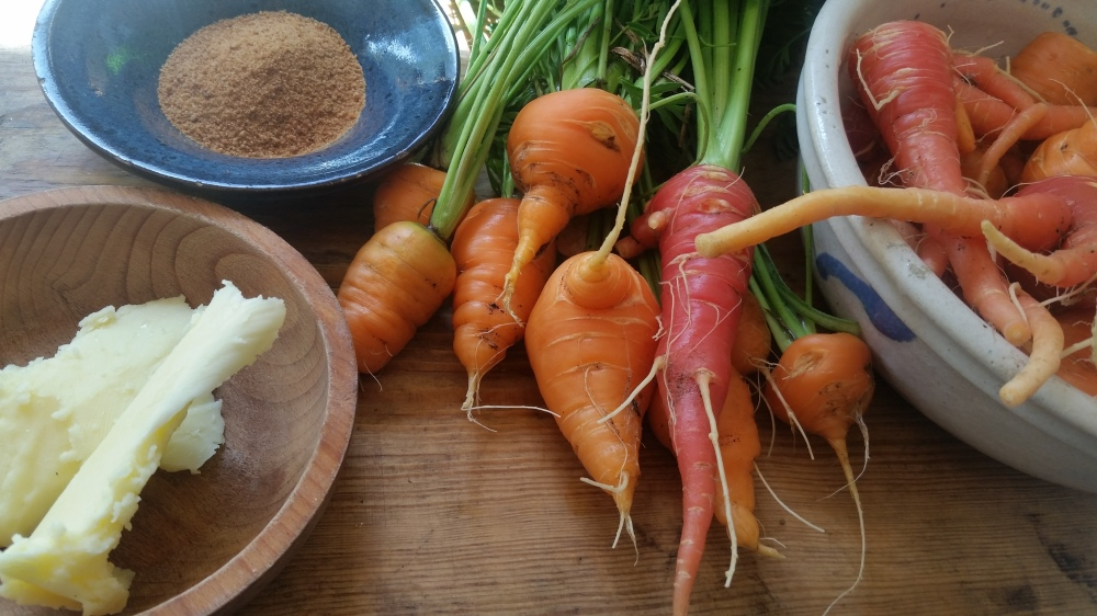 Potage Crecy French Carrot Soup