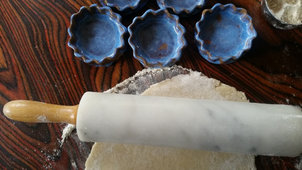 French tart pastry