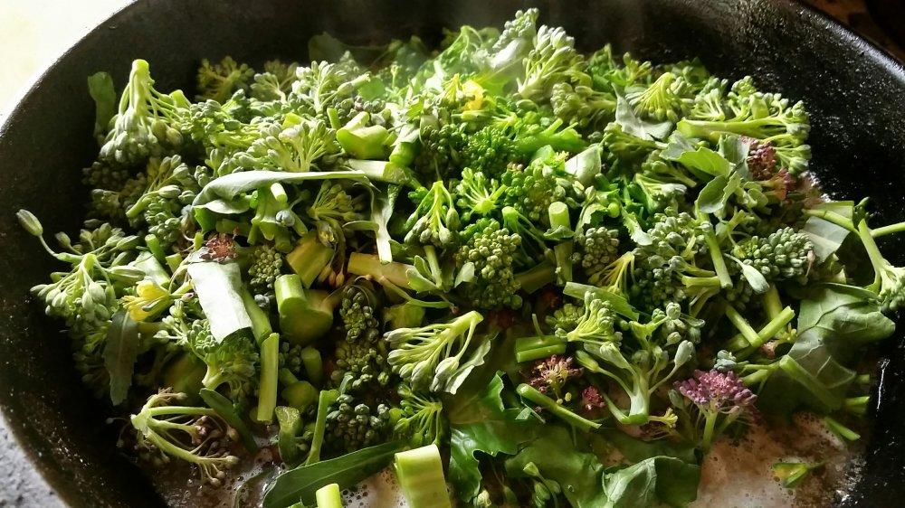 Pumpkin and Broccoli casserole 2