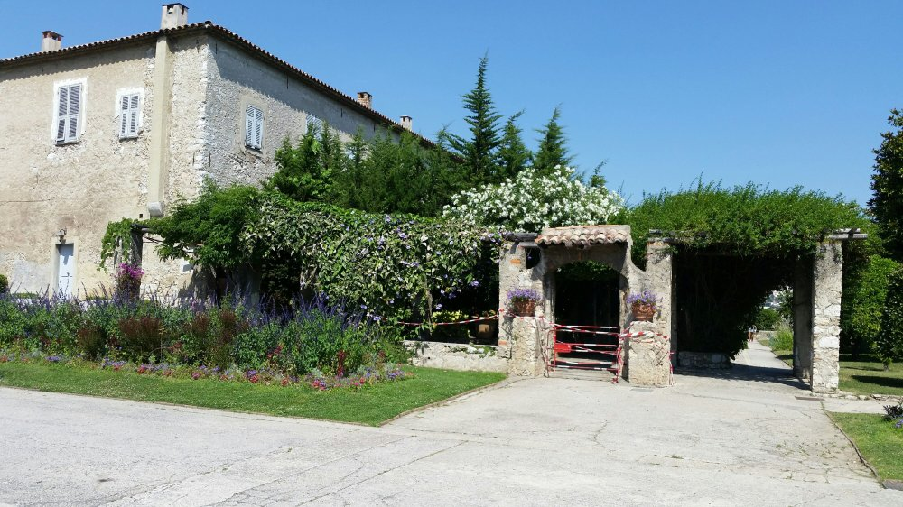 Monastary Garden 2