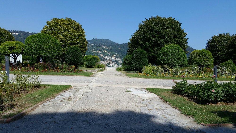 Monastary Garden 8