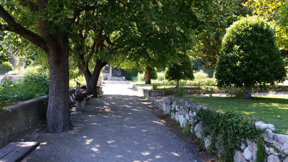 Monastary Garden 9