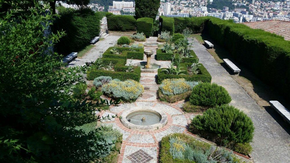 Monastary Garden 10