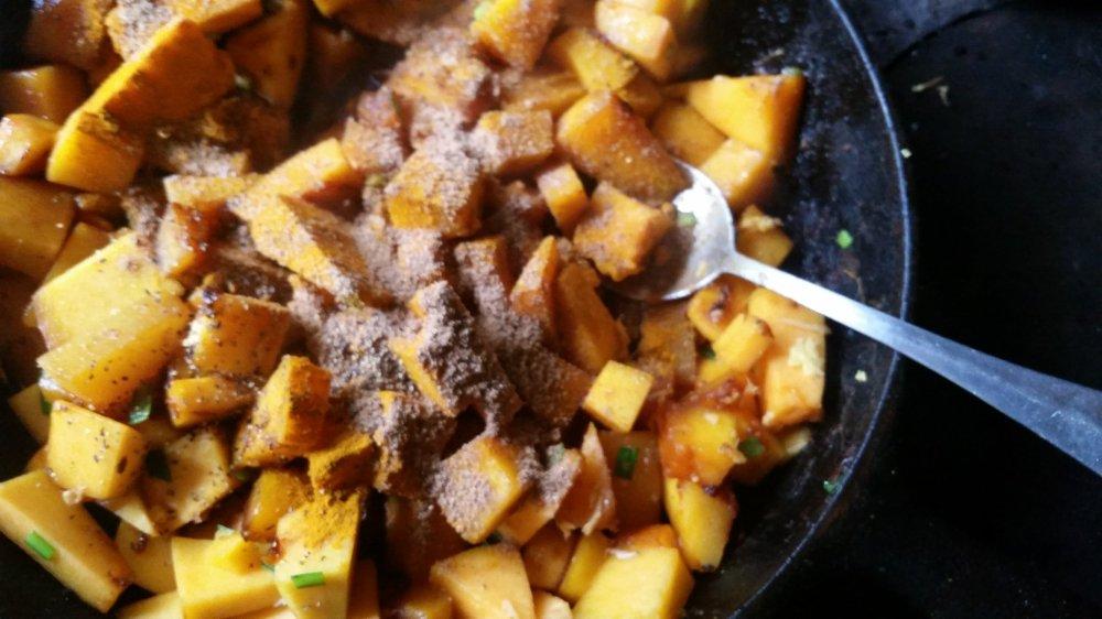 Pumpkin curry 2